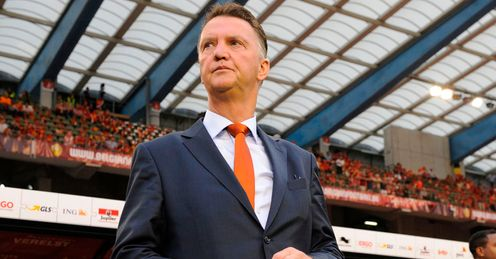 Louis van Gaal: Tipped to join Manchester United