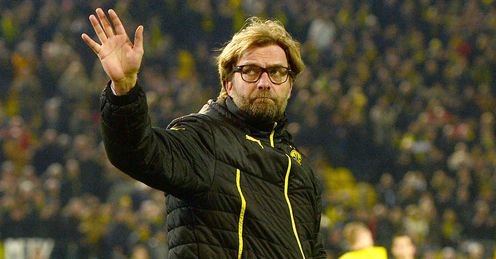 Jurgen Klopp: Was among the favourites to replace David Moyes