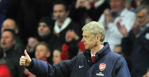 Arsene Wenger: Arsenal can handle the pressure
