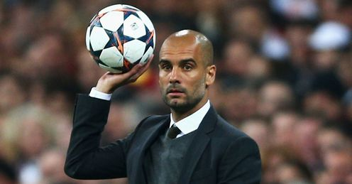 Pep Guardiola: Bayern side dominated possession but trail 1-0 in their semi-final