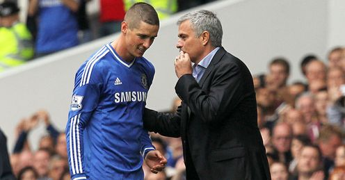 Fernando Torres: Jose Mourinho insists striker will stay at Chelsea