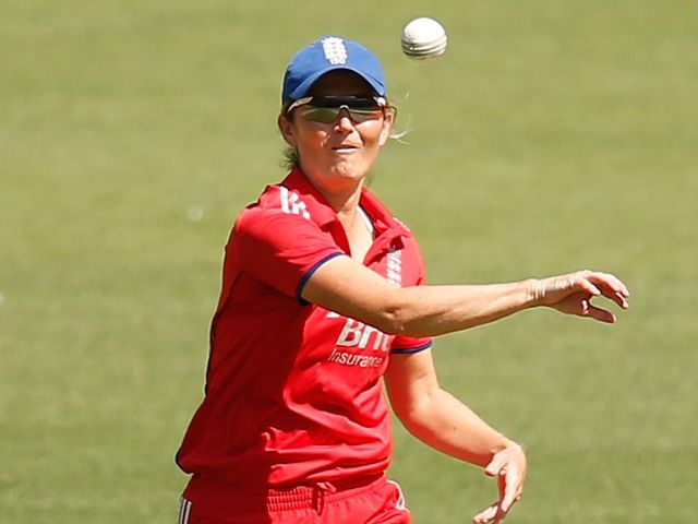 Charlotte Edwards: Revenge is not on her mind