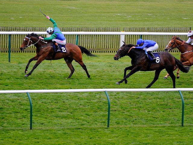 Mull Of Killough bounded away to repeat last year's triumph