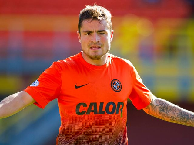 Paul Paton: Could miss the match against St Johnstone