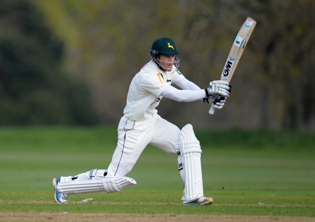Chris Read: Saw Nottinghamshire to victory