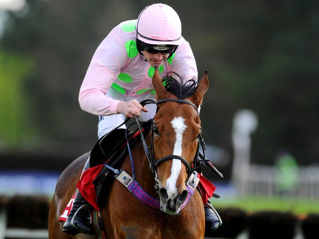 Ruby Walsh and Faugheen come home well clear of their rivals.