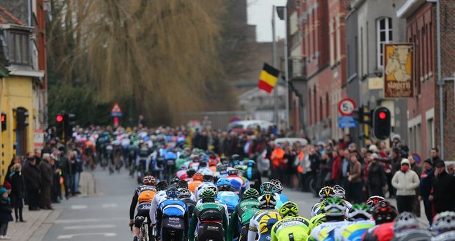 The Tour of Flanders is the second Monument of the season