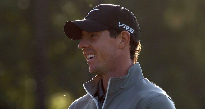 Rory McIlroy: Desperate to win the Masters