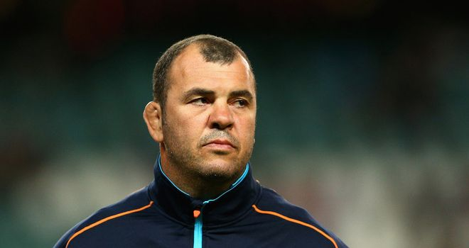 Michael Cheika: Suspended six-month ban