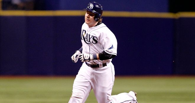 Ryan Hanigan: Hit two home runs and six RBIs against Yankees