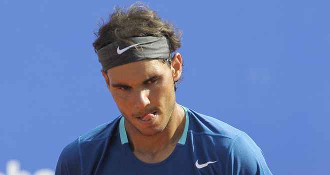 Rafael Nadal: Quarter-final exits in Monte Carlo and Barcelona