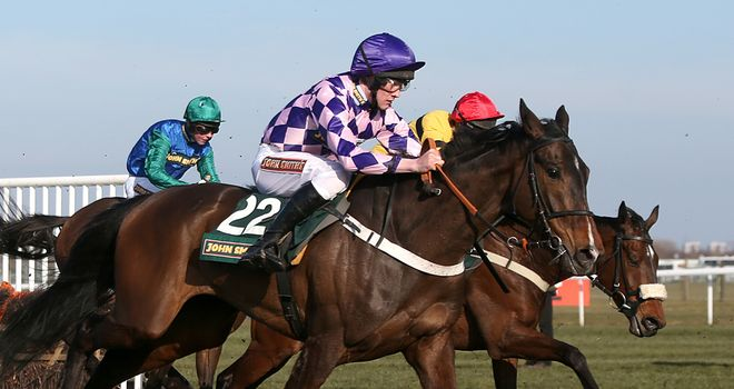 Cockney Sparrow: Punchestown hopeful