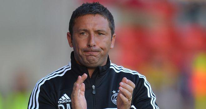 Derek McInnes: Aberdeen boss pleased with Scott Wright's deal