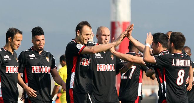 Time to celebrate for Dimitar Berbatov