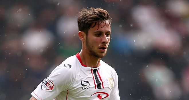 George Baldock: Misses the clash