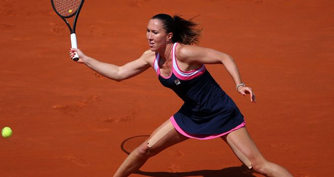 Another clay-court victory for top seed Jelena Jankovic in Bogota