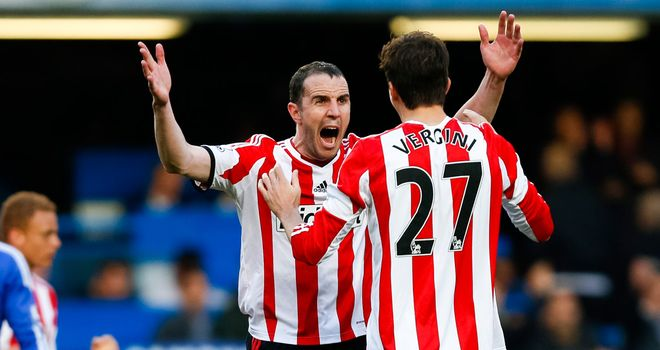 John O¿Shea: Proud of Sunderland's performance against Manchester United