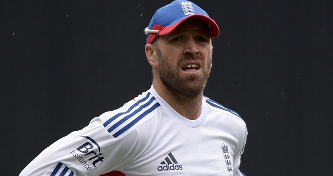 England wicketkeeper Matt Prior says captain Alistair Cook has the support of the whole team.
