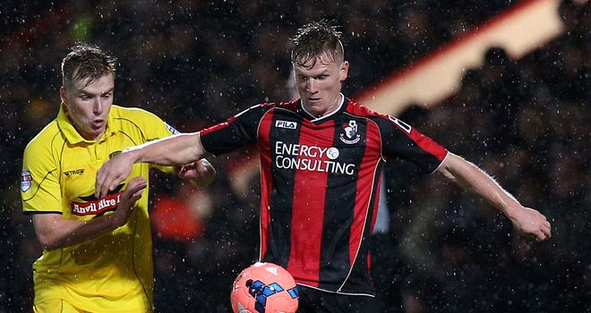 Matt Ritchie: Star of the show for Bournemouth