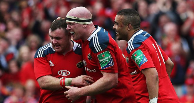Will Munster be celebrating on Sunday?