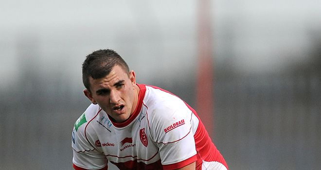 Adam Walker: Injury blow for Hull KR