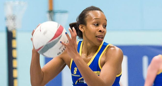 Pamela Cookey: Ruled out of the Glasgow Games with an Achilles injury