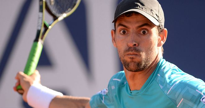 Santiago Giraldo: Will meet Japan's Kei Nishikori in Sunday's final