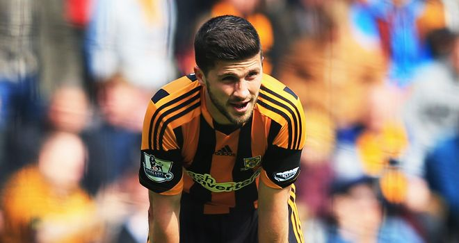 Shane Long: Hull City striker set for a shock £12m move to Southampton