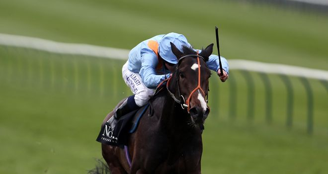 Toormore saw out the mile well in the Craven