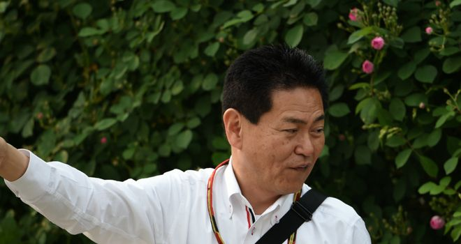 Yasuhisa Arai: Says Honda is concentrating on next season