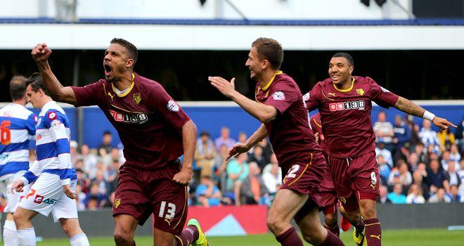 Mathias Ranegie: Joined Millwall on loan from Watford