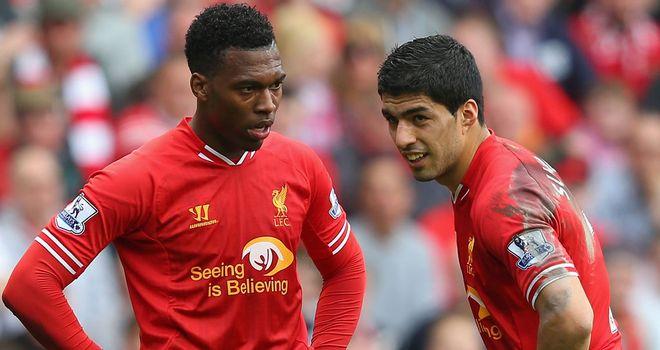 Daniel Sturridge: Confident Liverpool can cope without Luis Suarez