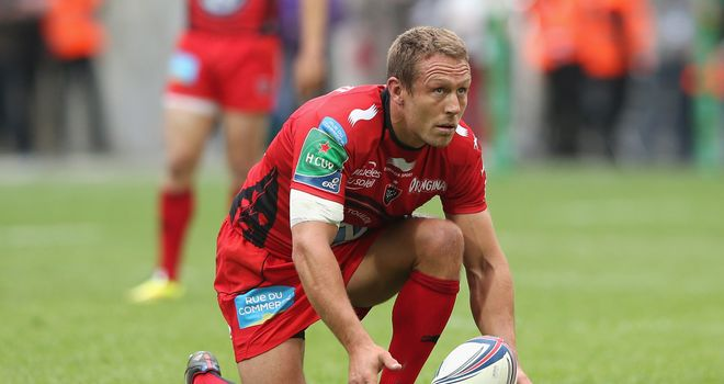 Jonny Wilkinson: Lavished praise on Owen Farrell