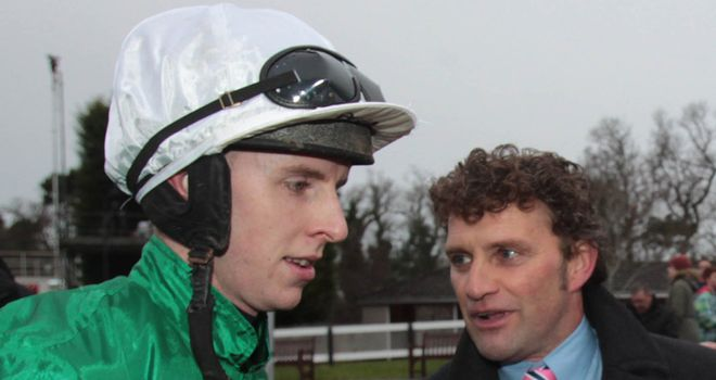 Paul Nolan could turn Noble Prince out quickly