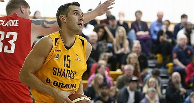 Mike Tuck: 23 points and 10 rebounds for Sheffield Sharks