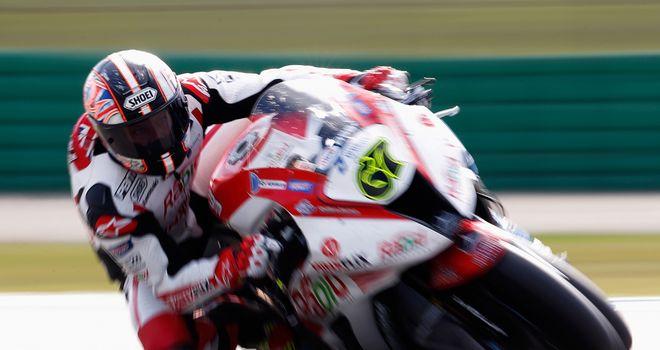 Shane Byrne: Winning double at Brands Hatch