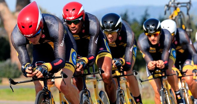 MTN-Qhubeka will make their Grand Tour debut at the end of August