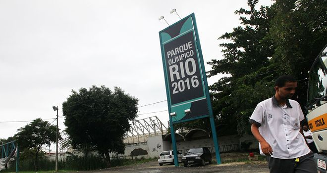 Rio 2016: 'Progress' in preparations