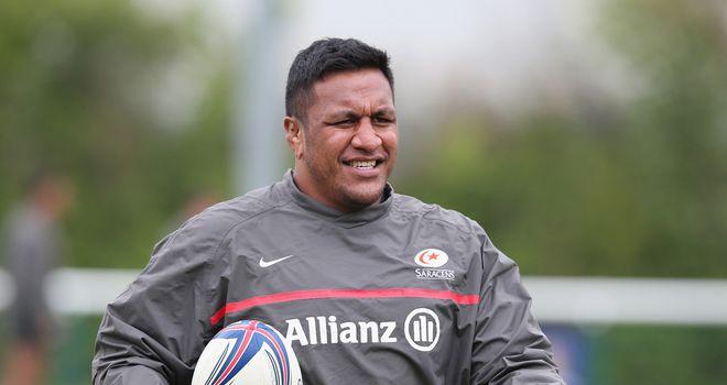 Mako Vunipola: Hamstring injury concern for Saracens prop