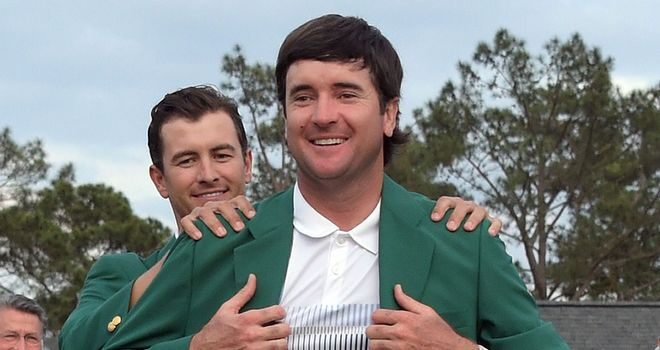 Bubba Watson: A second Masters title in three years