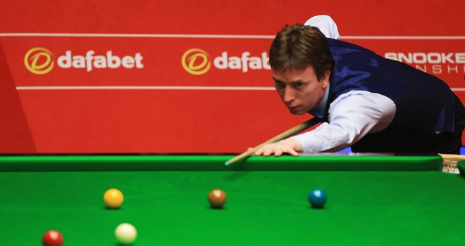Ken Doherty: Irishman was world champion in 1997 and reached the final in 1998 and 2003