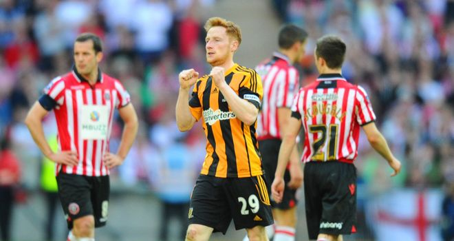 Stephen Quinn: Attracting interest from several clubs