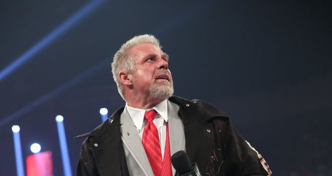 The Ultimate Warrior has passed away at the age of 54
