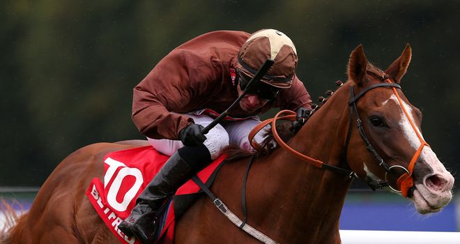 Top Notch Tonto: Could go up in trip for next start