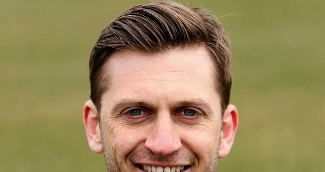 Jim Troughton: Captained Warwickshire to the county title in the summer of 2012