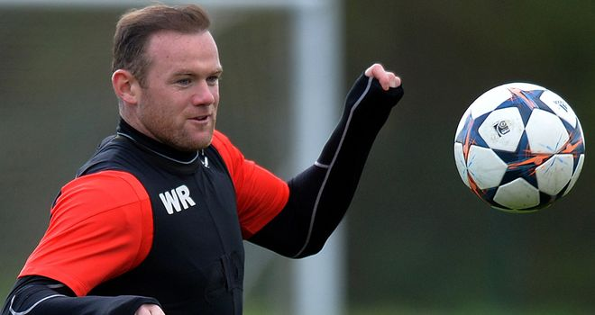 Wayne Rooney: Looking for more responsibility at Old Trafford