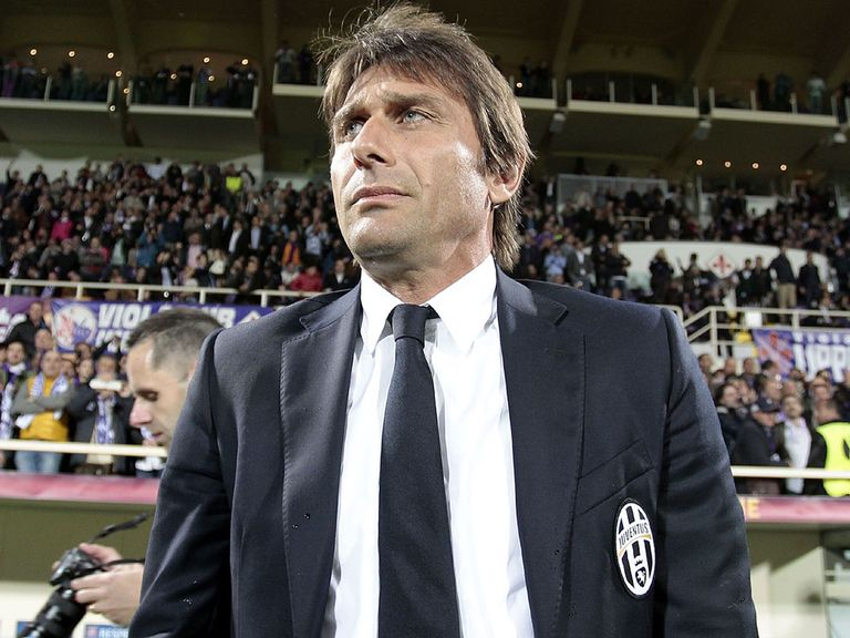 Antonio Conte: Named as Italy's new coach