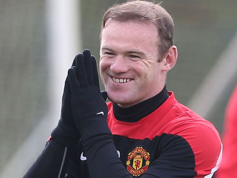 Wayne Rooney: At a good age, says Giggs