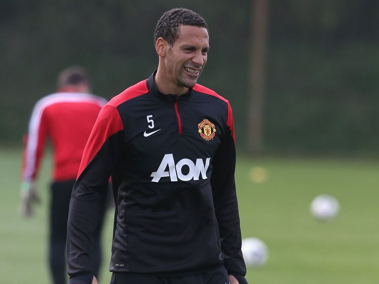 Rio Ferdinand: Signs for QPR
