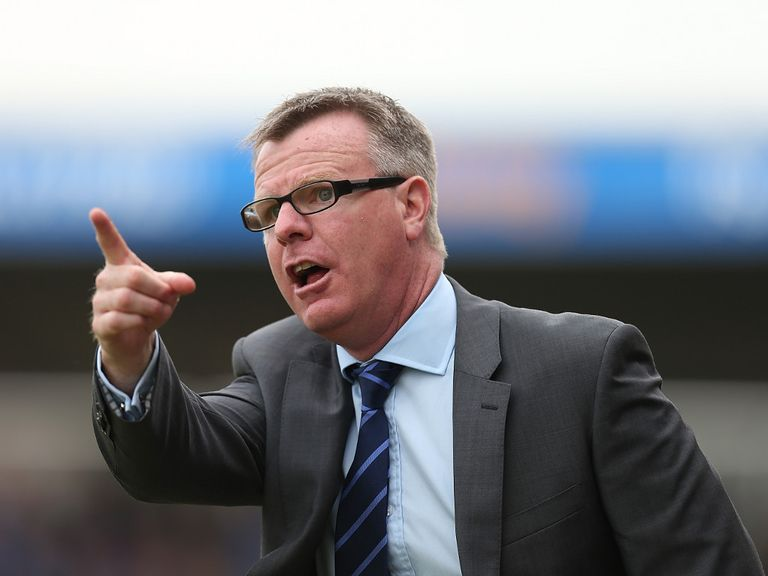 Andy Awford: Delighted with the appointment